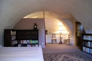 Chambre bibliothèque