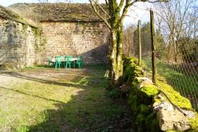 Gîte le Roc / jardin3